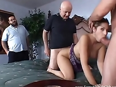 Latina Swinger Loves The Sex
