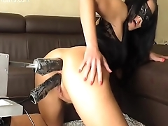 Squirting and Orgasm on cam show