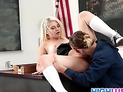 Cock Concentration With Aubrey Gold