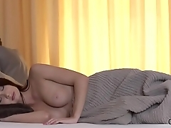 OLD4K. Passionate sex for her fiancee