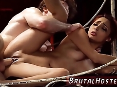 18 brutal fuck Poor tiny Jade Jantzen, she just dreamed to have a fun