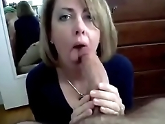 My stepmother loves my dick