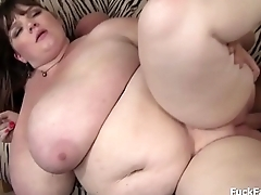 Fattylicious Babe Bouncy And Wavey Fucking Scene - Full Movie