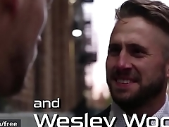 Men.com - (Roman Todd, Wesley Woods) - Drill My Hole - Trailer preview