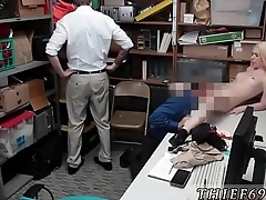 Brutal police gang bang first time Attempted Thieft