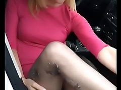 Cams4free.net - Sexy German Sheer Nylons