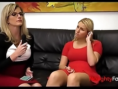 Vanessa Cage in Step Dad and Step Daughter '_innocent'_ play