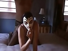 Latex Mask Afternoon Fuck