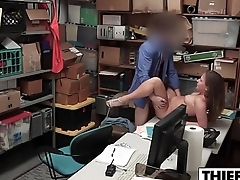 Cutie Jacker Gets Dicked Hard