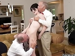 Tan amateur brunette first time Frannkie goes down the Hersey highway