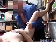 Blonde milf hardcore anal Suspect and accomplice were caught by LP