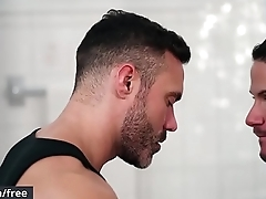 Men.com - (Manuel Skye, Skyy Knox) - Undercover Stripper Part 1 - Str8 to Gay