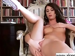 (ariella) Gorgeous Sexy Girl Play With Things As Sex Toys vid-07