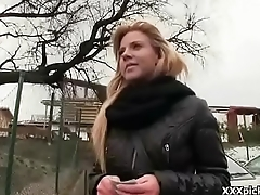 Public Fuck With Teen Amateur European Babe And Tourist 10
