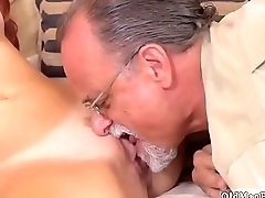 Turkish old man first time Frannkie And The Gang Take a Trip Down