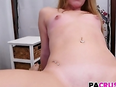 Pops Bangs His Pretty Stepdaughter Lilly Ford